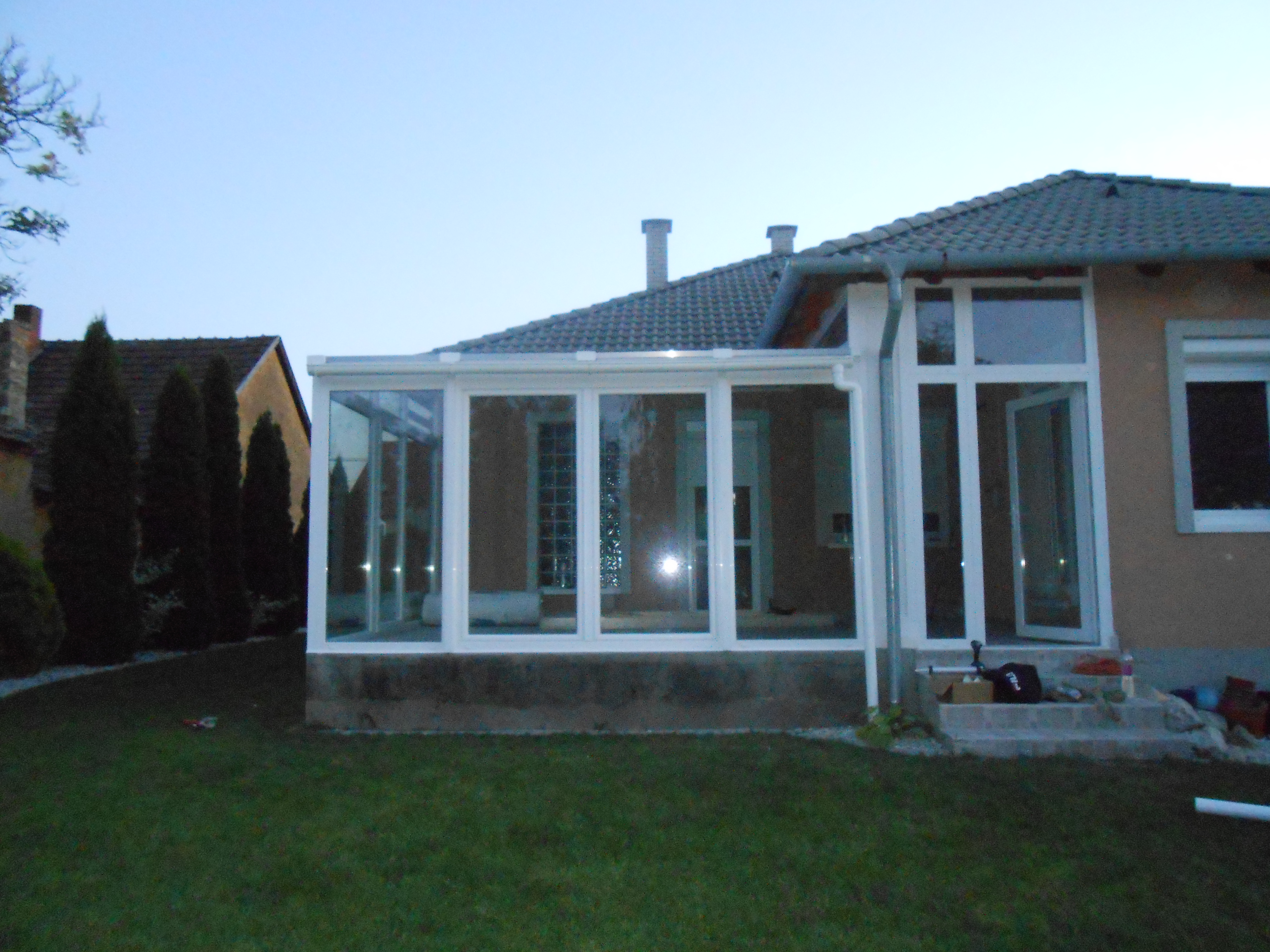 wintergarten komfort und nutzen gleichzeitig. Black Bedroom Furniture Sets. Home Design Ideas
